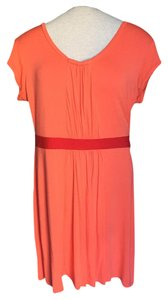 Brooklyn Industries short dress Orange on Tradesy