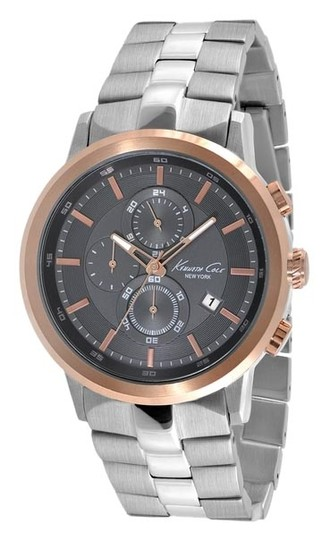 Preload https://item1.tradesy.com/images/kenneth-cole-rose-gold-silver-male-dress-kc9258-silver-analog-watch-1634535-0-0.jpg?width=440&height=440