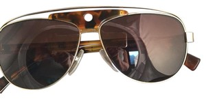 alain mikli Alan Mikli tortoiseshell Sunglasses new with case