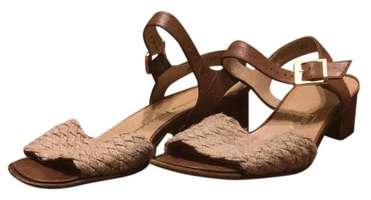 Preload https://img-static.tradesy.com/item/16345948/salvatore-ferragamo-brown-sandals-size-us-5-regular-m-b-0-1-540-540.jpg