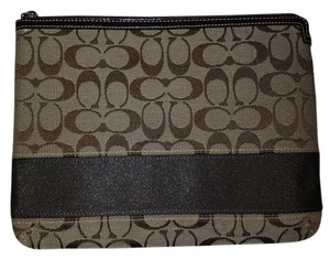 Coach Coach Signature iPad sleeve