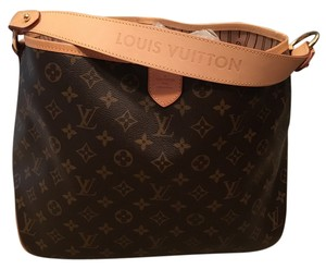 a7ea7ff7a3 Louis Vuitton Made In France Delightful Pm Delightful Pm Brown Excellent  Like New Satchel Mongram Shoulder