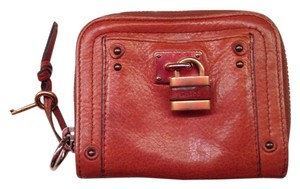 Chloé Small Chloe Paddington Wallet with Lock & Key. Free Shipping