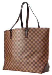 Louis Vuitton Rare Weekender Tote in Brown