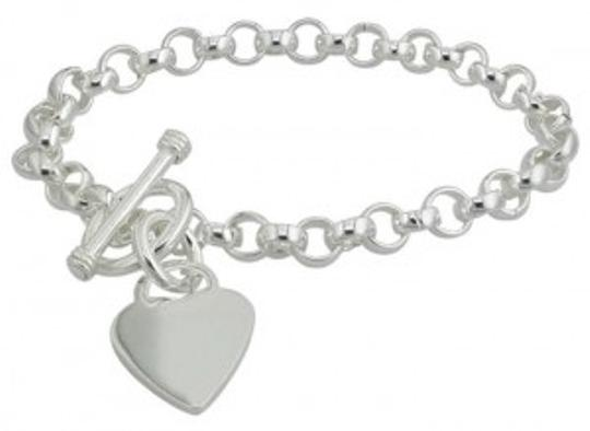 Preload https://item4.tradesy.com/images/silver-toggle-4-available-bracelet-163498-0-0.jpg?width=440&height=440