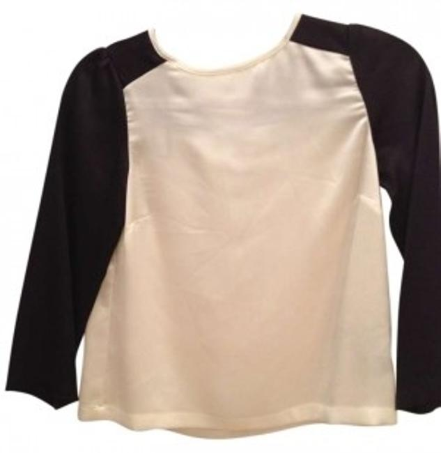 Preload https://item5.tradesy.com/images/forever-21-black-and-white-blouse-size-4-s-163504-0-0.jpg?width=400&height=650