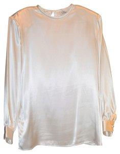 Karen Scott Top Ivory