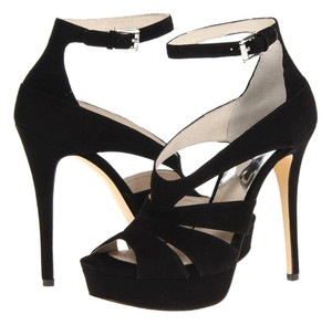 Michael Kors Mk Heels Sandals Black Pumps