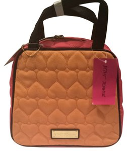 Betsey Johnson Tote in Peach And Pink