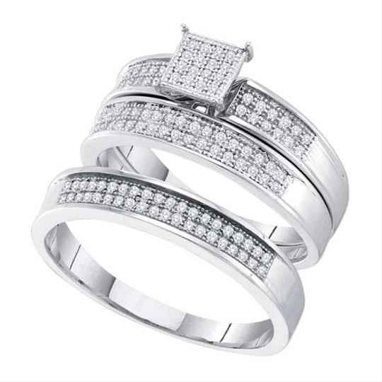 Preload https://item3.tradesy.com/images/white-gold-diamond-10k-033-cttw-miro-pave-band-trio-set-engagement-ring-1635582-0-0.jpg?width=440&height=440