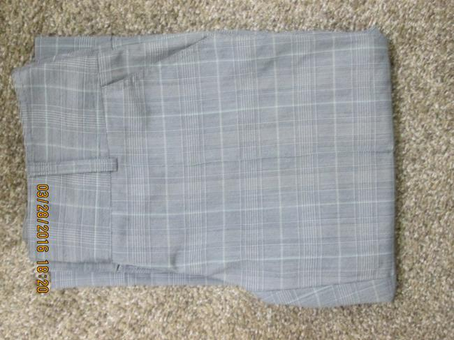 Tracy Evans Work Crops Stylish Office Sexy Dressed Capris grey