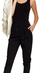 Alice + Olivia Capri/Cropped Pants Black
