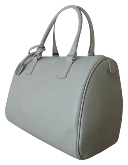 Furla Satchel in Off white/Porcelain