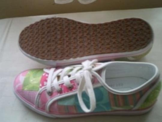 Coach Walking Casual Pink/light green Athletic