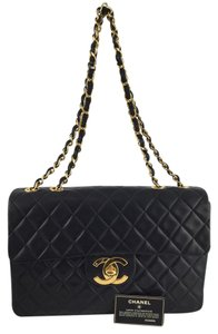 Chanel Classic Maxi Quilted Shoulder Bag