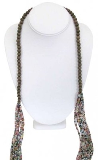 Preload https://img-static.tradesy.com/item/163599/lucky-brand-brown-multi-color-wood-beaded-necklace-0-0-540-540.jpg