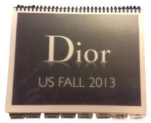 Dior Dior Us Fall 2013 Look book Catalog Very Rare