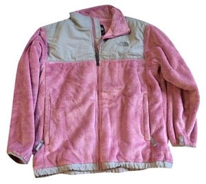The North Face Pink/Gray Jacket