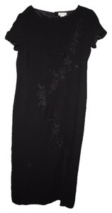 Worthington Embroidered Beaded Dress