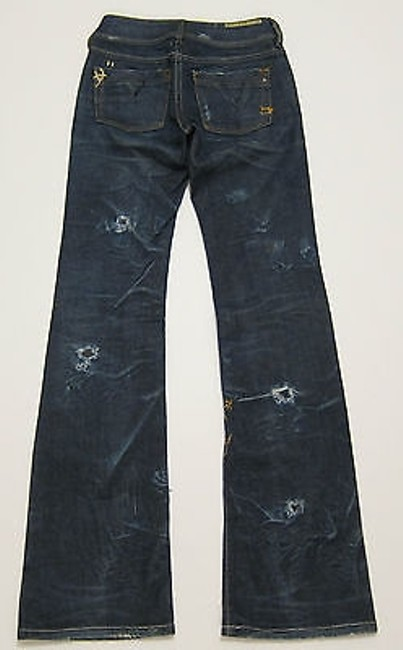 Diesel Ddg Denim Gallery Ronhar Boot Cut Jeans