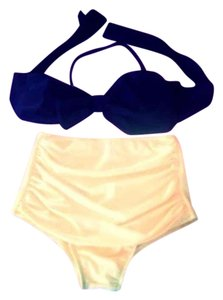 FGB High Wasted Two Piece Bikini