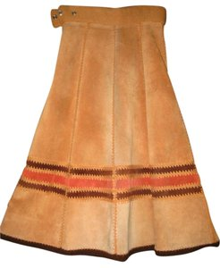 Vintage Skirt BROWN