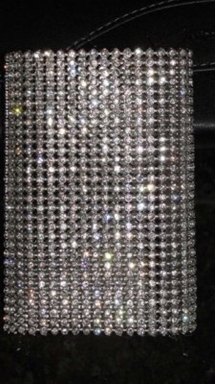 Silver Ss15 Crystal Rhinestone Wrap Reception Decoration