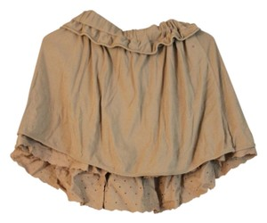 moveup Mini Skirt brown