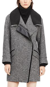 Vince Shawl Collar Pea Coat