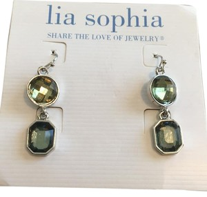 Lia Sophia lia sopha seltzer earrings