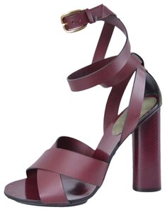 Gucci Heels Heels Multi-color Sandals