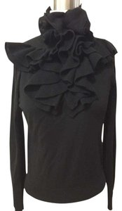 Givenchy Ruffle Designer Evening Sweater