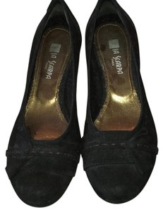 La scarpa Black Pumps