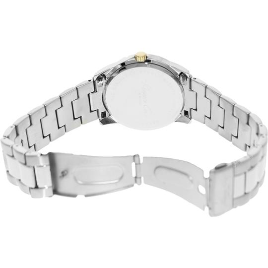 Kenneth Cole Kenneth Cole Male Dress Watch KC9211 Silver Analog