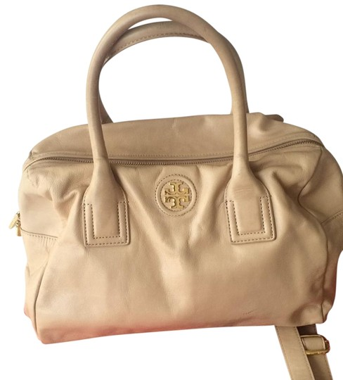 Preload https://img-static.tradesy.com/item/16371898/tory-burch-tan-leather-satchel-0-1-540-540.jpg