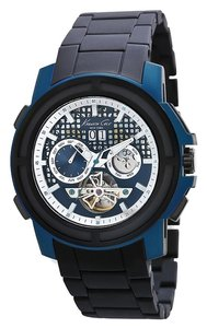 Kenneth Cole Kenneth Cole Male Dress Watch KC9180 Blue Automatic