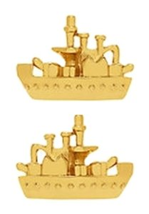 Kate Spade Rock the Boat Studs