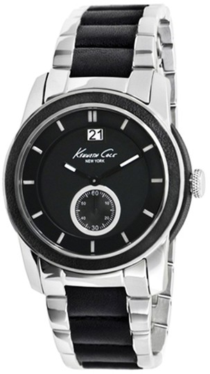Preload https://img-static.tradesy.com/item/1637240/kenneth-cole-black-and-silver-male-dress-kc9123-chronograph-watch-0-0-540-540.jpg