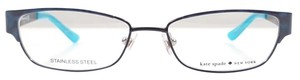 Kate Spade KATE SPADE JOSSINA Eyeglasses Color OJRG Satin Blue Tortoise ~ Size 51 mm