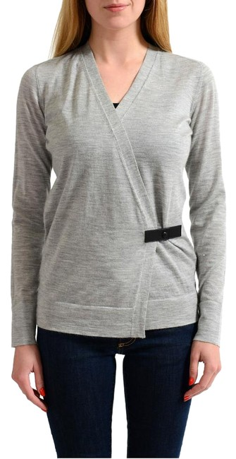 Preload https://img-static.tradesy.com/item/16372738/tom-ford-gray-cashmere-knitted-women-s-wrapped-sweaterpullover-size-16-xl-plus-0x-0-1-650-650.jpg