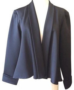 Patra Jacket Shiny Suit Black Blazer