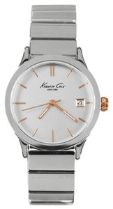 Kenneth Cole Kenneth Cole Female Casual Watch KC4840 Silver Analog