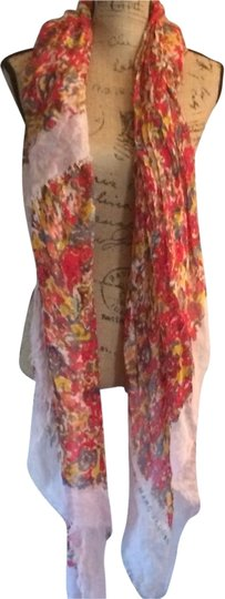 Preload https://item2.tradesy.com/images/marc-by-marc-jacobs-floral-scarf-marc-scarfwrap-1637336-0-0.jpg?width=440&height=440