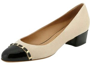 Salvatore Ferragamo Bi-Color Flats