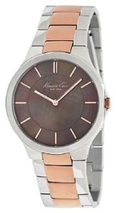 Kenneth Cole Kenneth Cole Female Dress Watch KC4829 Two-Tone Analog