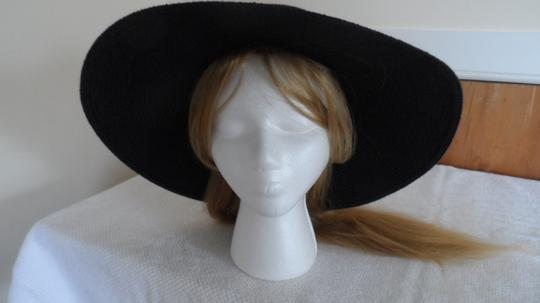 Lorilock's New product: Lorilock's-- Hats with hair attached to the hat band for chemo or alopecia patients.