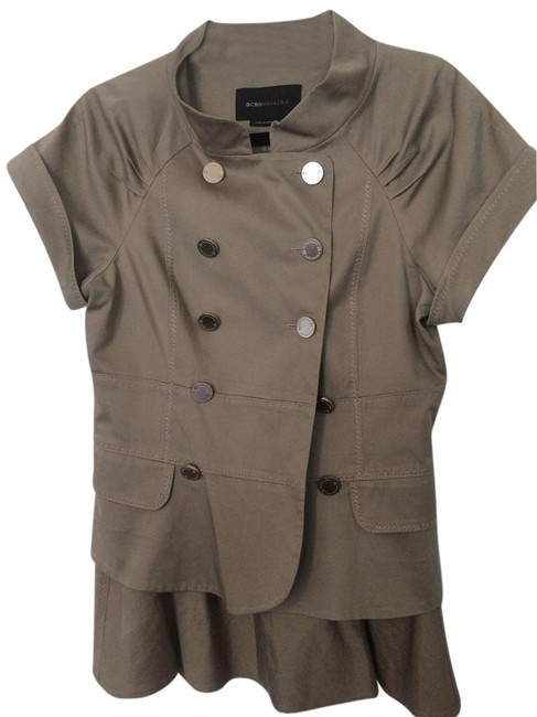 Preload https://img-static.tradesy.com/item/16374436/bcbgmaxazria-taupe-grey-military-dress-2-piece-skirt-suit-size-6-s-0-1-650-650.jpg