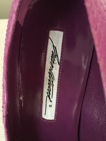 Brian Atwood fuchia purple Pumps