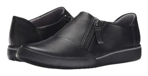 Clarks Collection black Flats