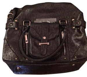 Segolene Paris Black Travel Bag